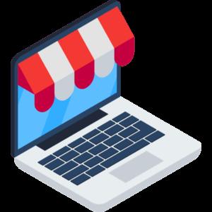 Image Produit Création d'un site e-commerce